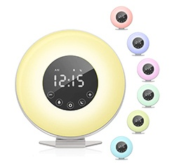 These Gentle Alarm Clocks Are The Best Way To Wake Up