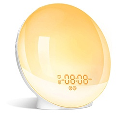 These gentle alarm clocks are the best way to wake up | Well