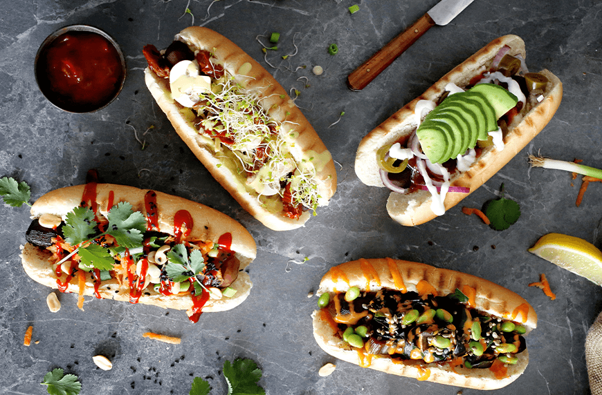 Thumbnail for Celebrate National Hot Dog Day With Avocado and 4 More Unexpected Wiener Toppings