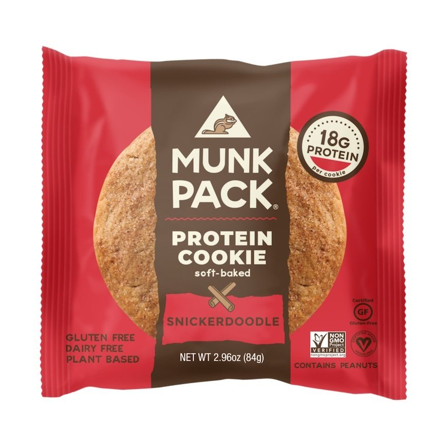 munk pack protein cookie