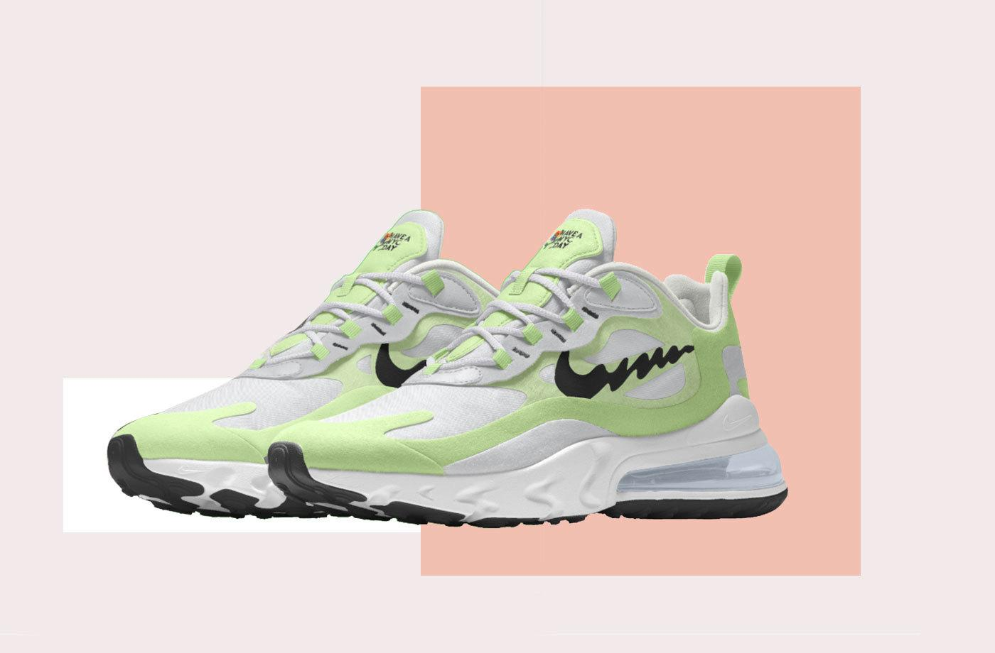 Thumbnail for These limited-edition Nikes were created to bring awareness to mental health