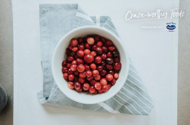 Wait, you're not putting cranberries on everything? Here's why you're about to see this super fruit everywhere