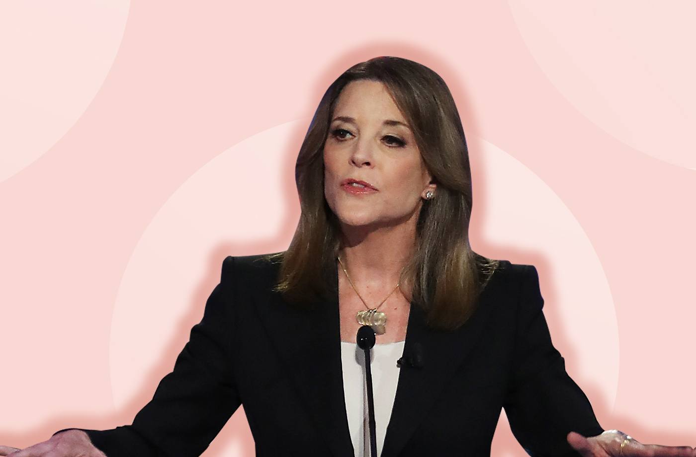 Thumbnail for Marianne Williamson shows why science needs to be an integral part of the wellness conversation
