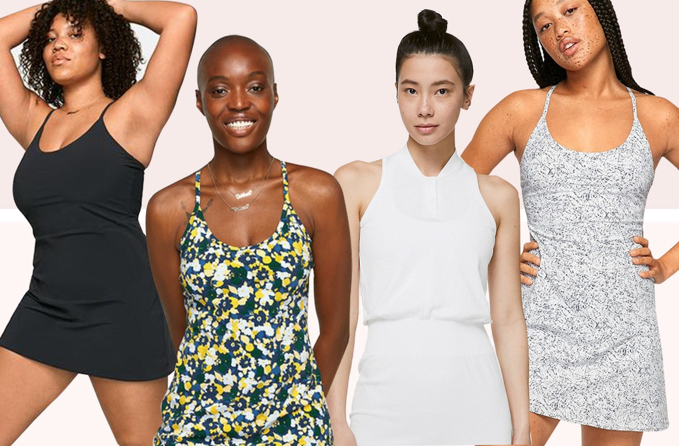 The best exercise dresses you can shop right now | Well+Good