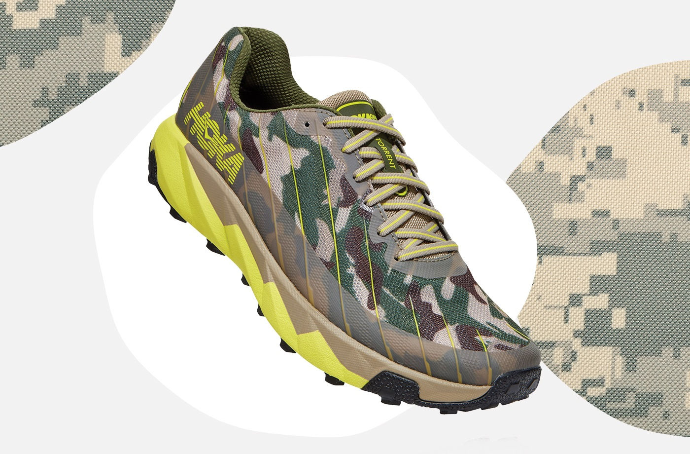 These camo trail sneakers are all I want to wear from here on out