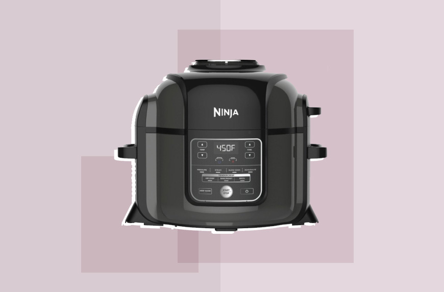 Thumbnail for Can't decide between Instant Pot and Air Fryer? Now you don't have to