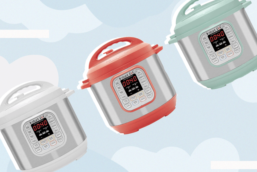 The new Instant Pot colors turn it from bulky eyesore into stunning showpiece