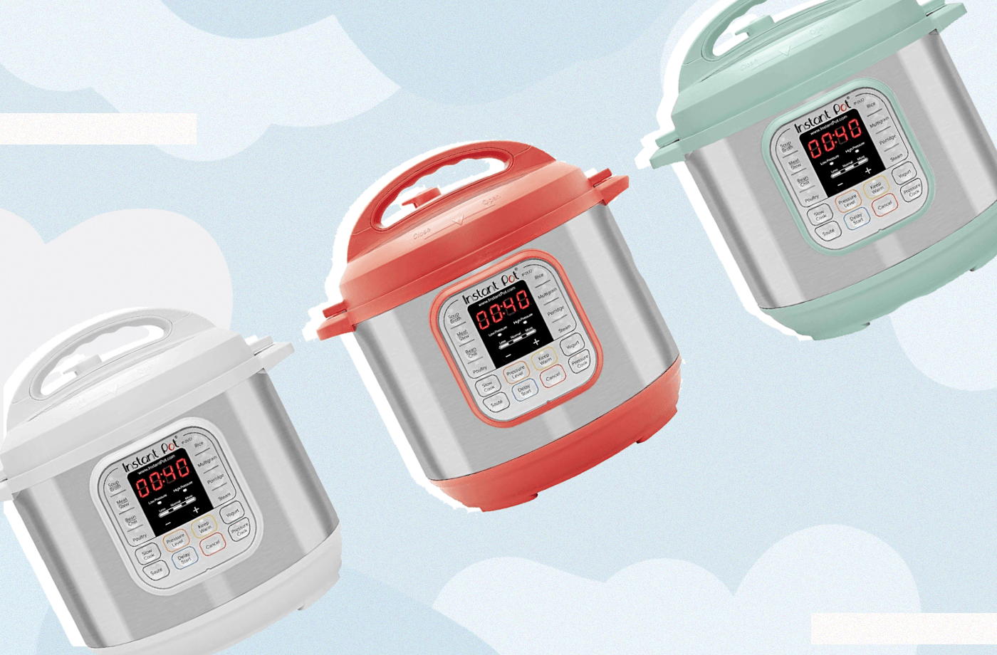 The new Instant Pot colors turn it from eyesore to showpiece | Well+Good