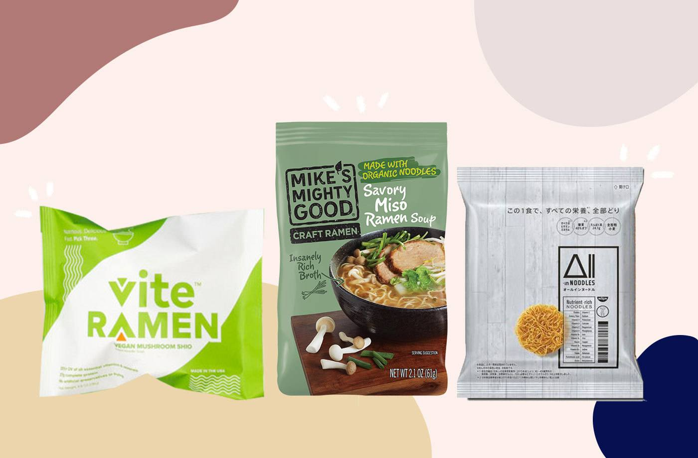 Thumbnail for Instant ramen is getting a major makeover—but can it ever be a truly healthy food?