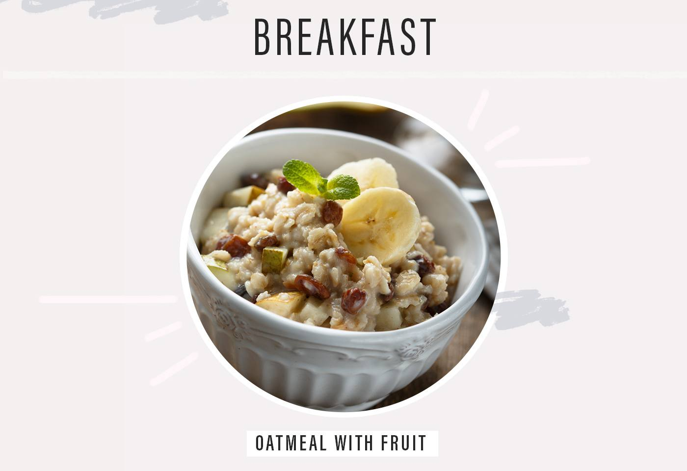 slt instructor amy paulin's oatmeal breakfast