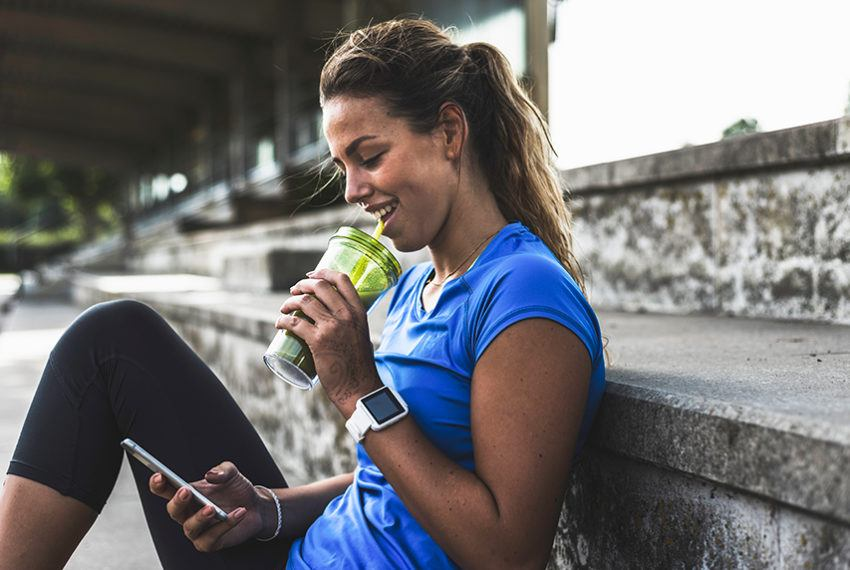 How to use the glycemic index to choose the best pre- and post-workout meals