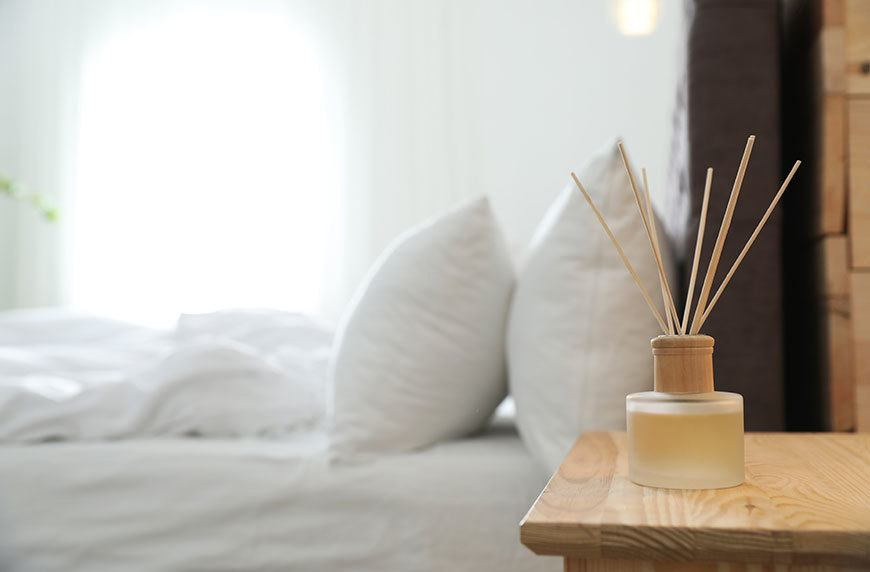 How to make a DIY reed diffuser at home on the cheap | Well+Good