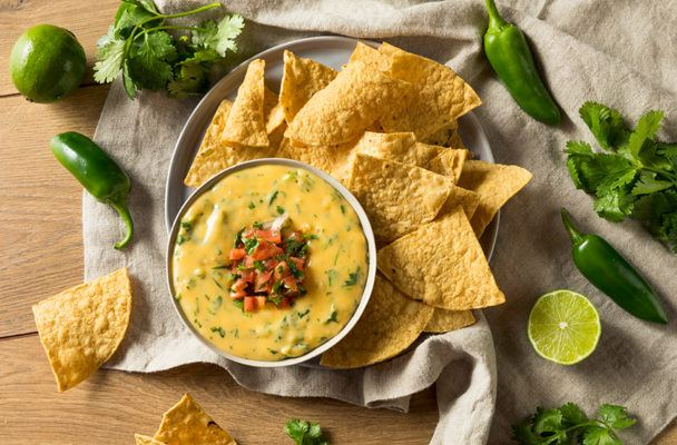 How to Make a Healthy Nacho Cheese Sauce—Because Those Chips Aren't Going to Eat Themselves