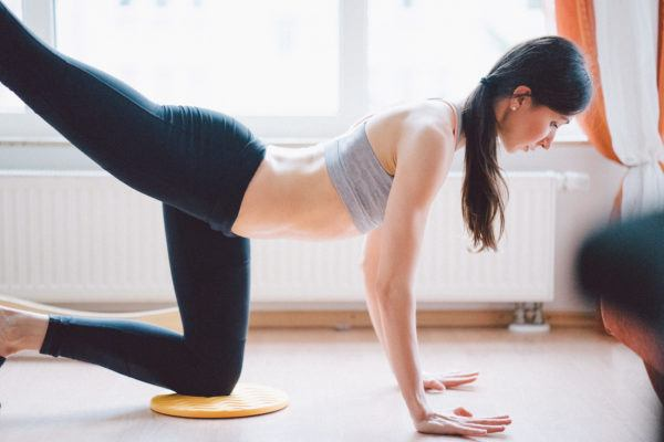 10 Pilates exercises that will help you stand taller and get stronger