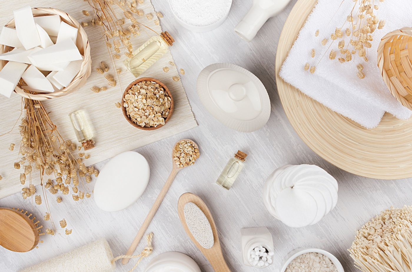 Thumbnail for The resurgence of oat beauty products is here to save your sensitive skin