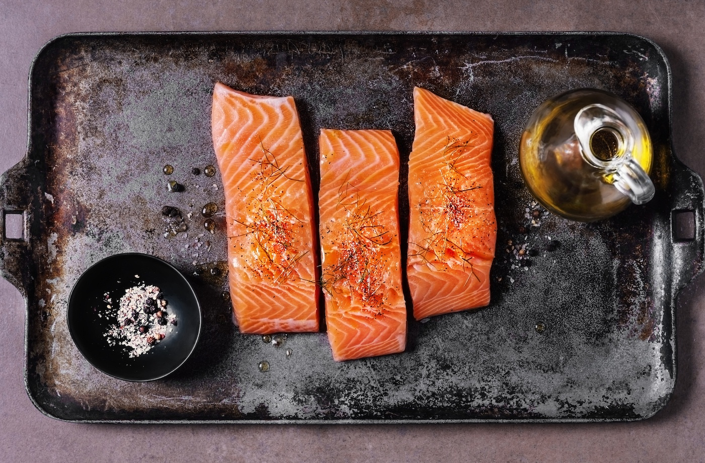 Thumbnail for 6 Healthy Reasons Why Salmon Is a Staple of Practically Every Eating Plan Out There