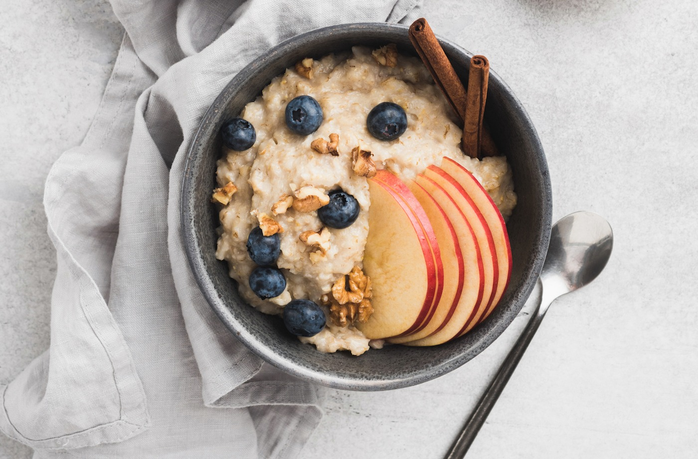 Thumbnail for A Harvard nutrition expert shares his go-to healthy breakfast