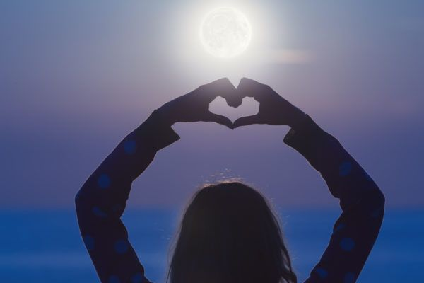 This Month's Full Moon Is All About Following Your Heart—Here's Exactly What That Means for Your Sign