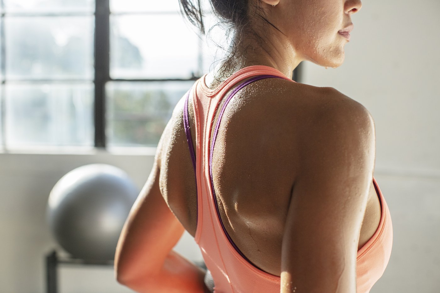 Thumbnail for Here to Break Hearts: Sweating Isn't Always the Best Indicator of a Good Workout