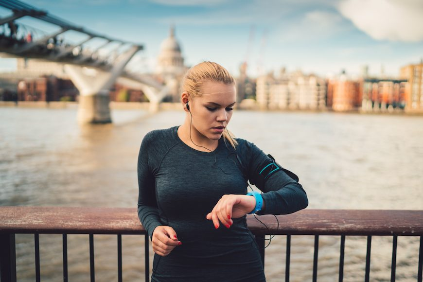 This easy fitness tracker hack will make sure you're actually getting *all* those steps in