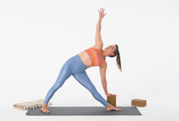 This 10-Minute Standing Yoga Flow Can Help Improve Your Balance and Posture
