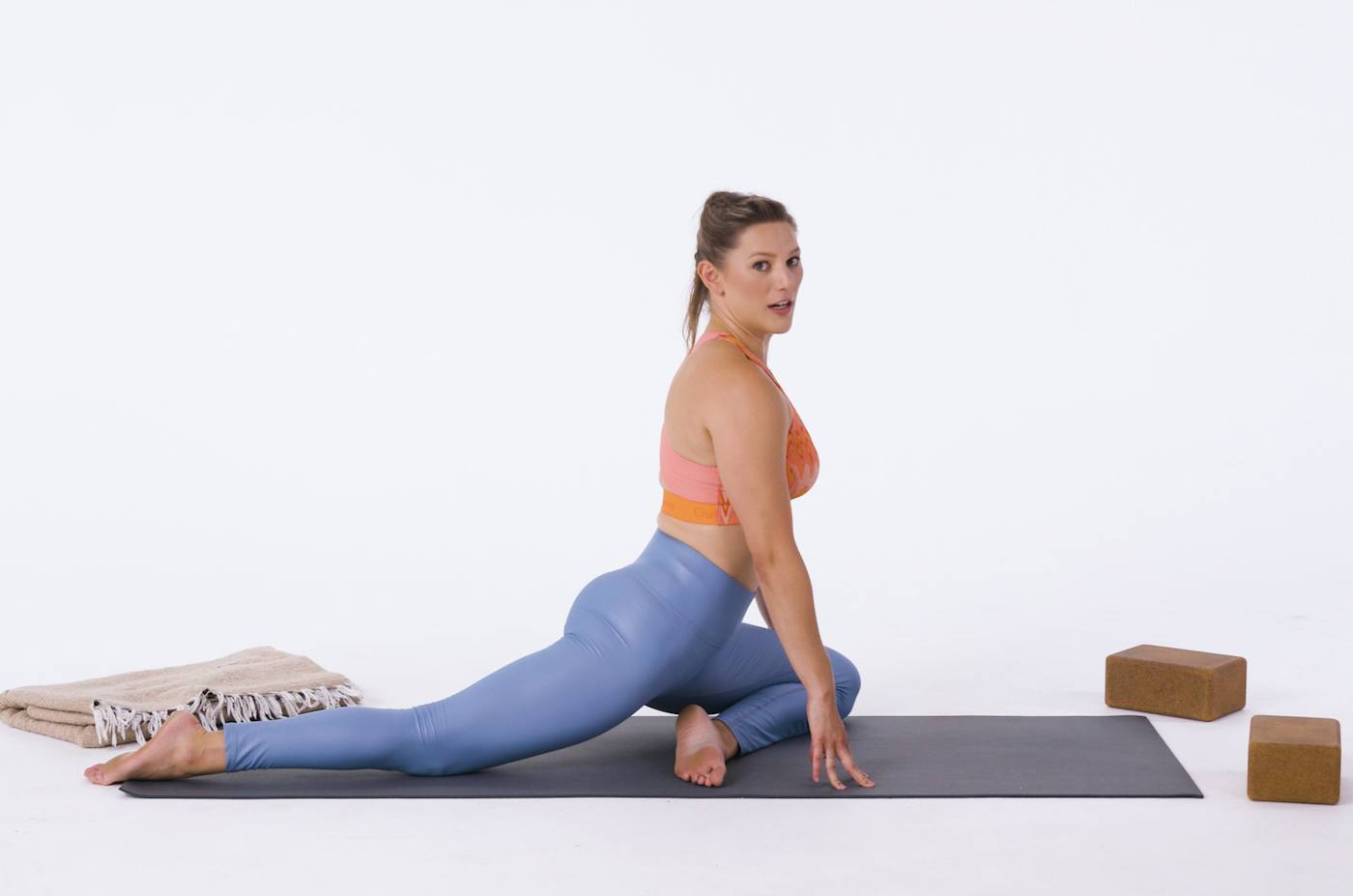 Pigeon Pose Yoga - Yoga For You