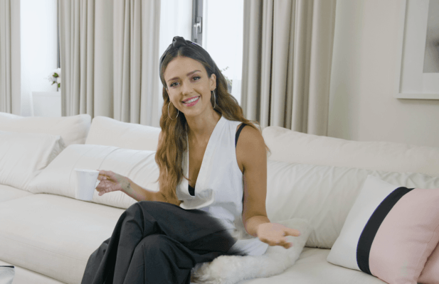 Jessica Alba reveals *exactly* the order she applies her skin care