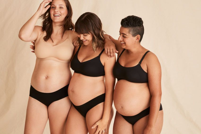 New moms no longer have to steal sad postpartum panties from the hospital thanks to these brands