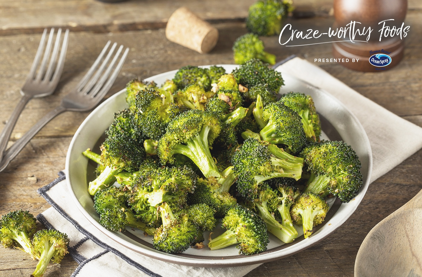 Thumbnail for You're not imagining it—broccoli is giving cauliflower a run for its money