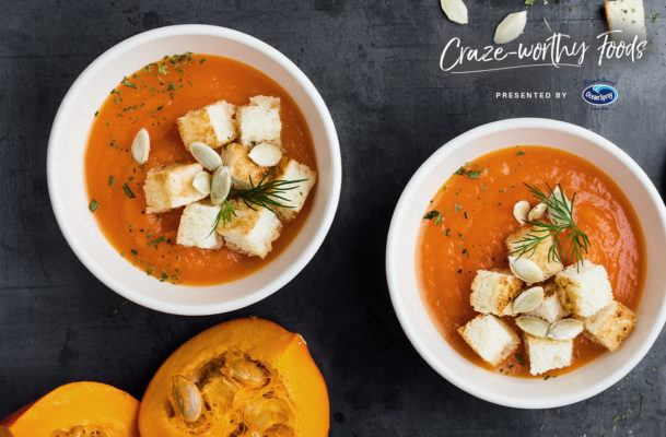 Get ready for it—Butternut squash's moment has officially arrived