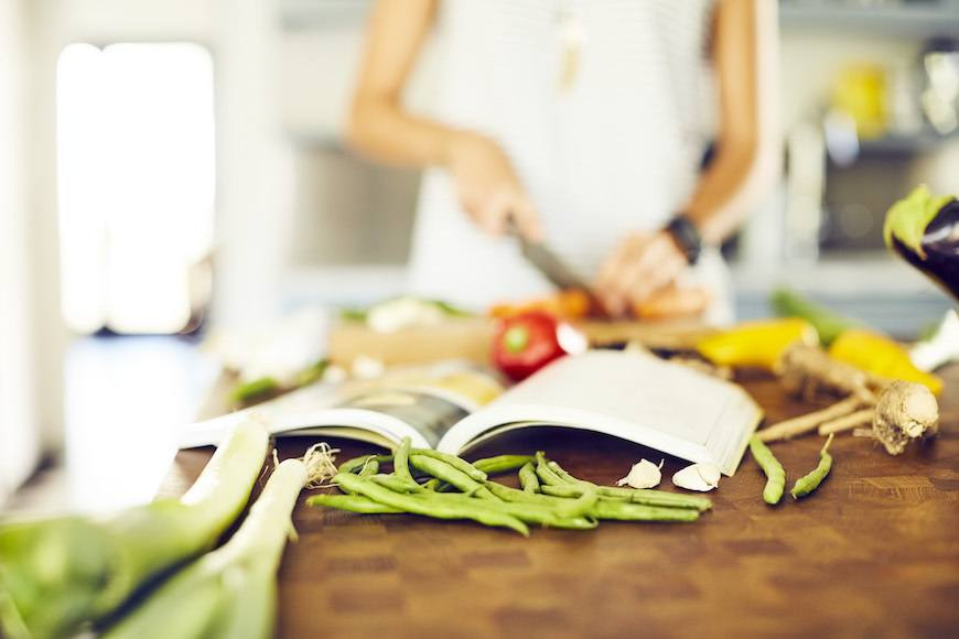 These 11 healthy cookbooks will help you shake up your dinnertime routine
