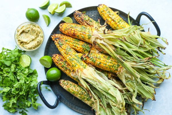 7 healthy grilled corn recipes that are a step beyond just slathering it with butter