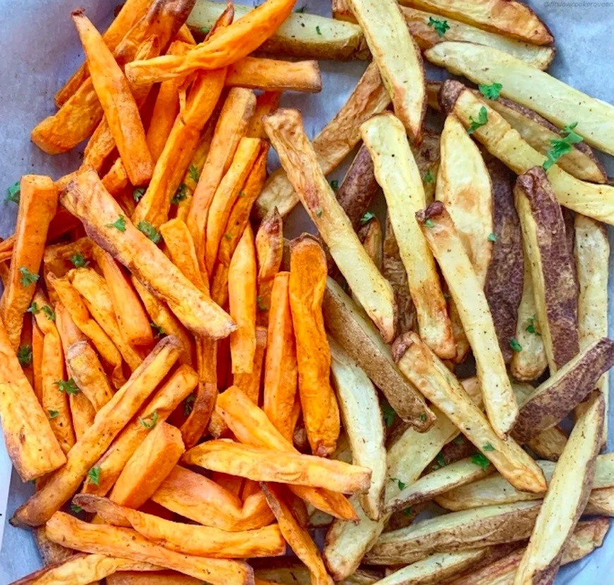 whole30 air fryer fries