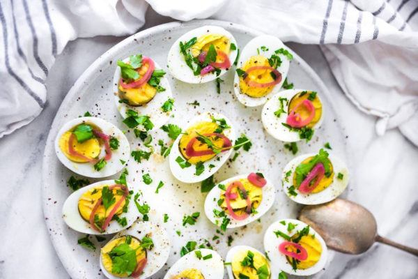 Hard Boiled Eggs Are Perfect for Meal Prep—Here's How to Make Them More Fun to...