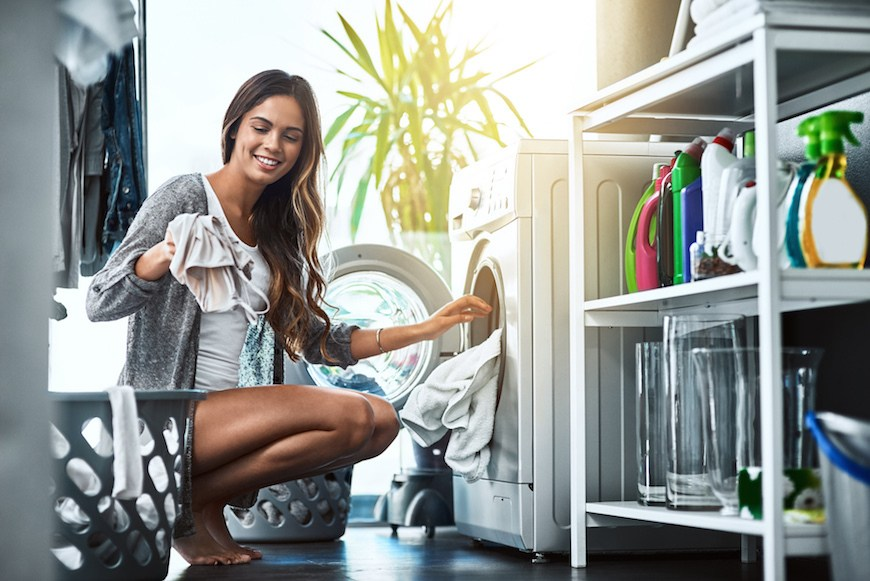Can non-toxic detergent really handle my stinkiest workout clothes? I had to find out