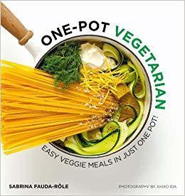 one pot vegetarian book