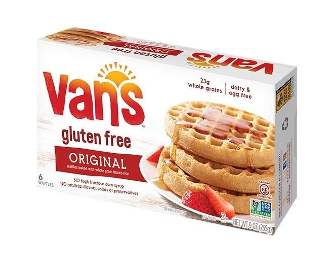 Van's Gluten Free Original Waffles