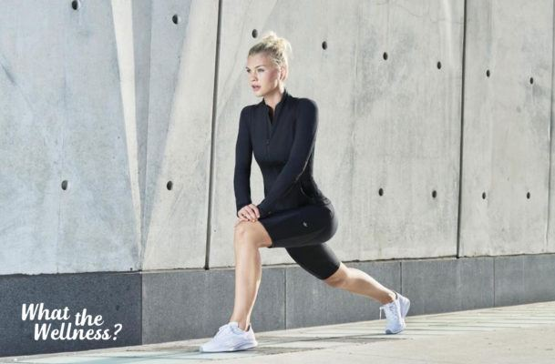 I Worked Out in CBD-Laced Leggings—and Boy, Do I Have Some Feels