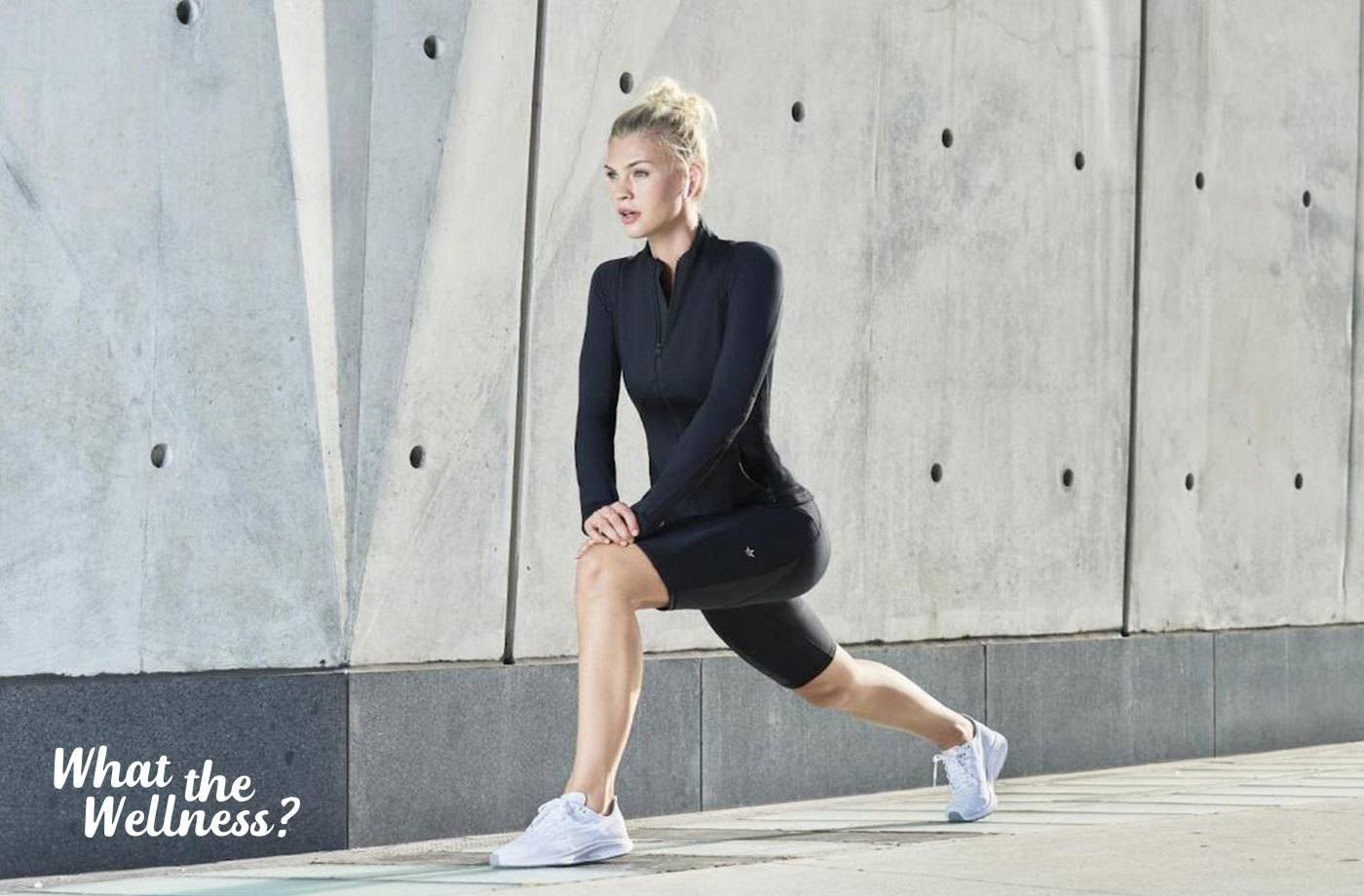 I worked out in CBD activewear and here's what happened | Well+Good