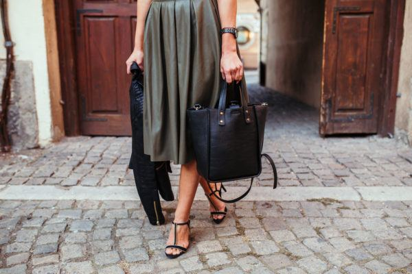 This genius convertible tote is basically three bags for the price of one