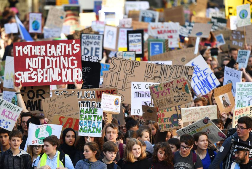 Let the Global Climate Strike Inspire You to Take 5 Steps to Save Our Planet