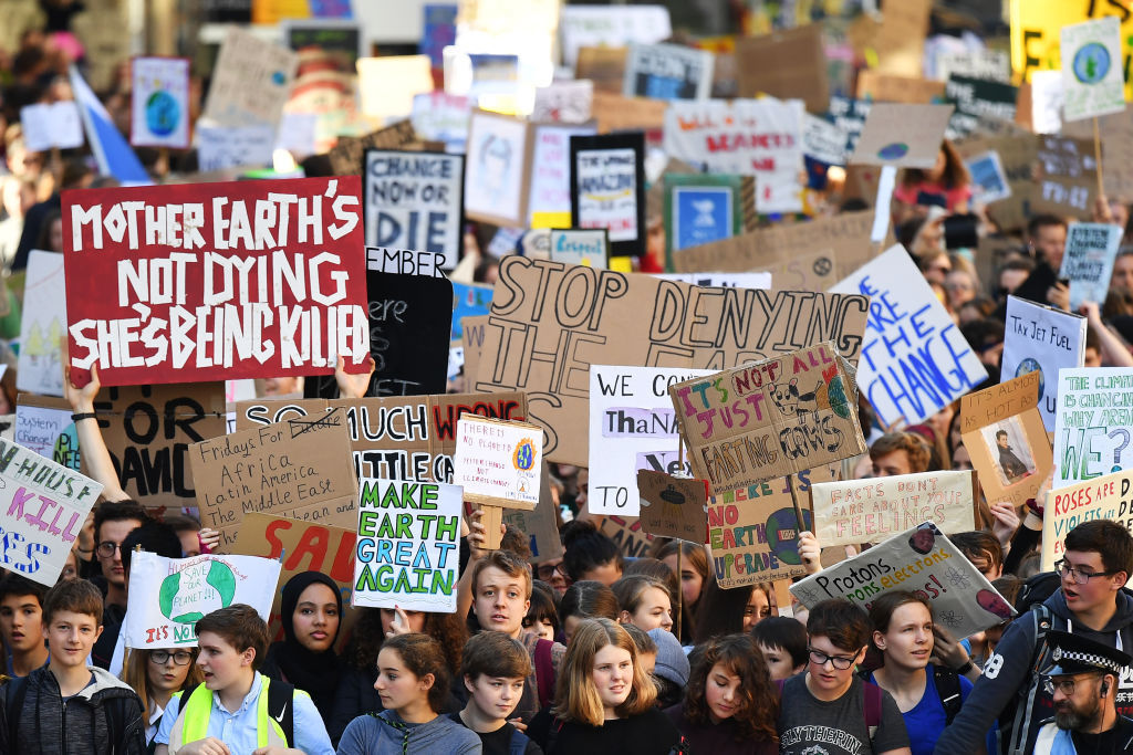 Thumbnail for Let the Global Climate Strike Inspire You to Take 5 Steps to Save Our Planet