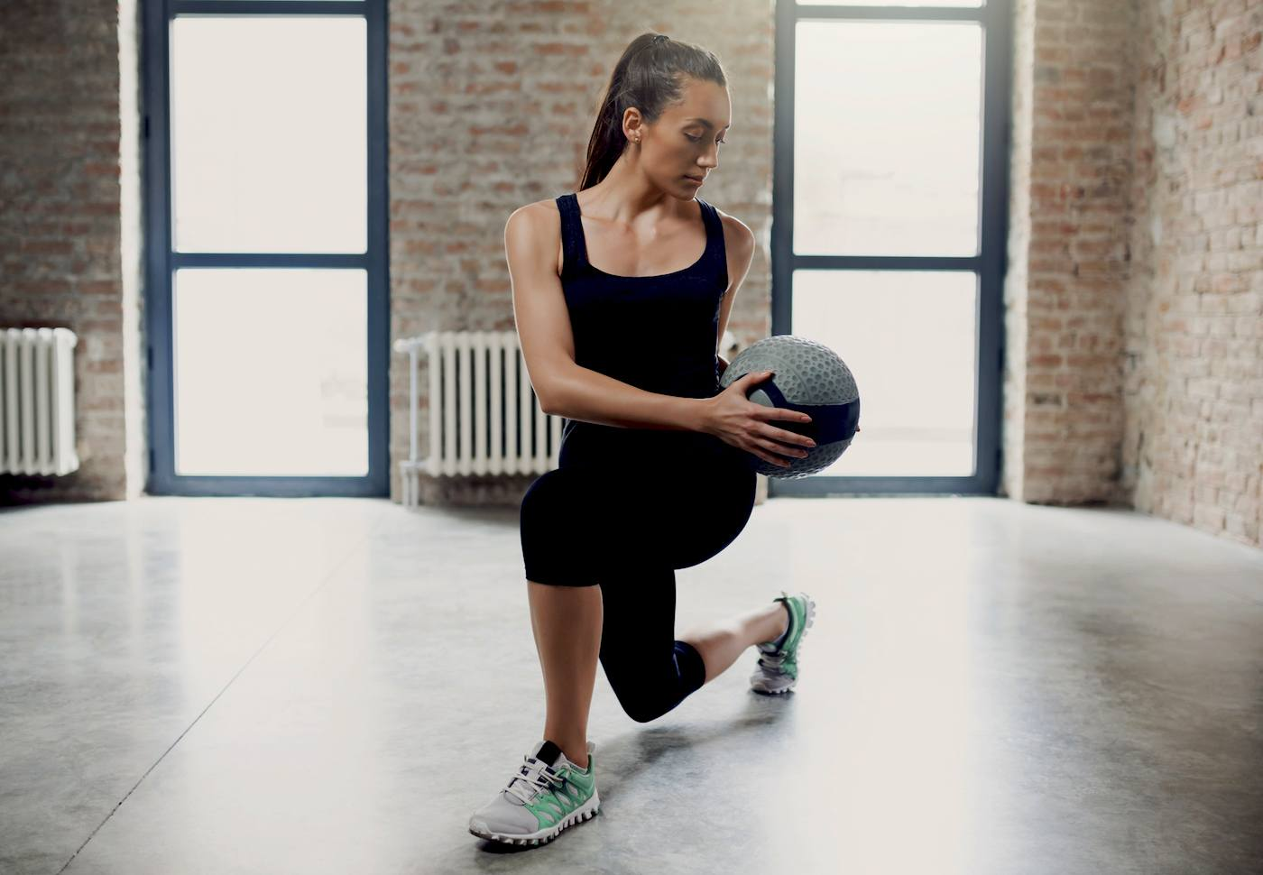 Thumbnail for Master Your Lunge Form in Order to Drop It Like It's Hot and Feel Your Glutes Burn