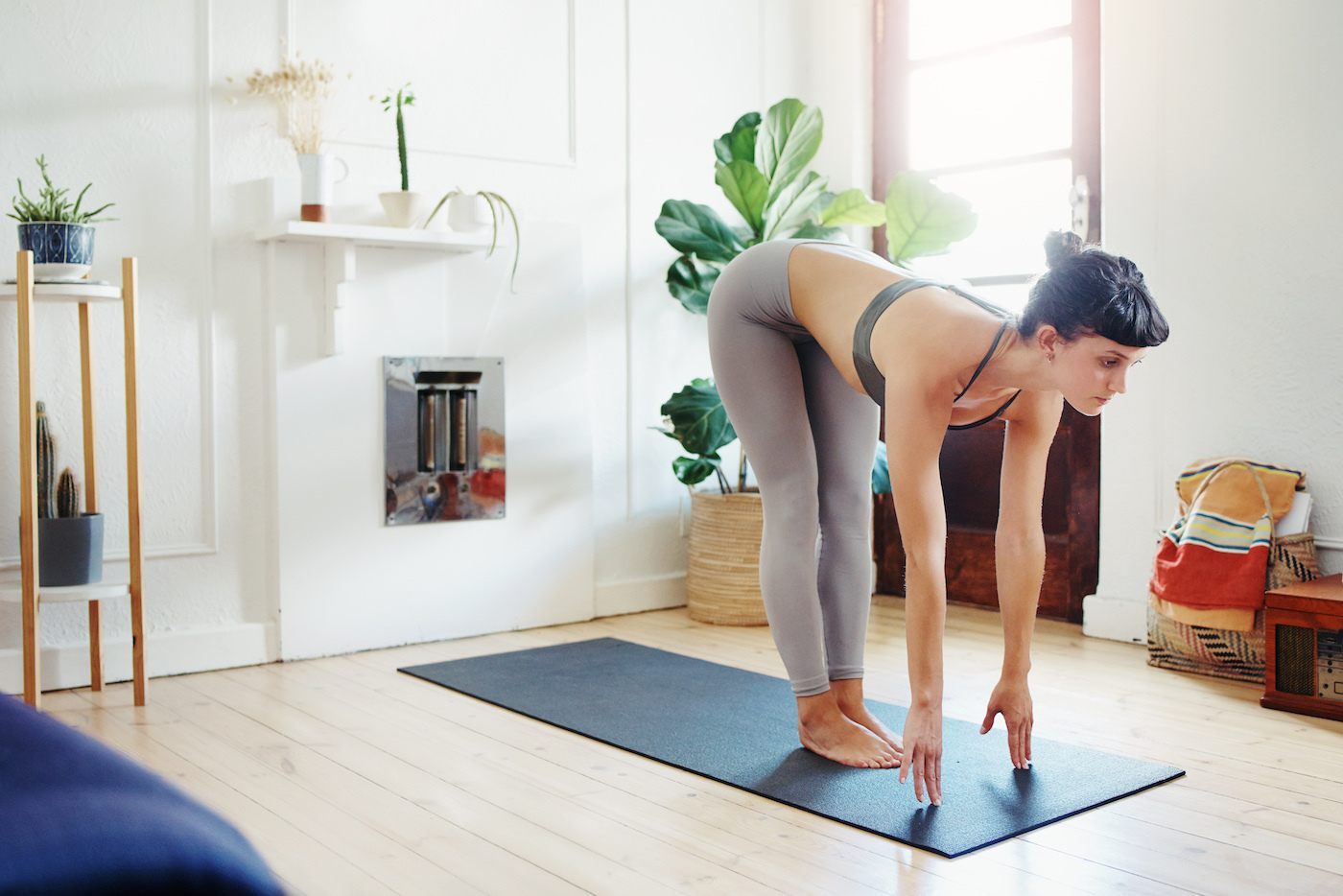 Thumbnail for Having trouble focusing? Start your day with the brain-boosting sun salutation A