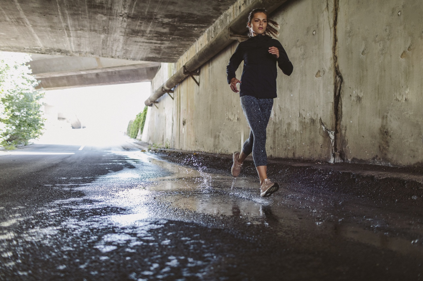Thumbnail for Running in the Rain Is an Inevitable Part of Training—Here's How to Keep It Comfy