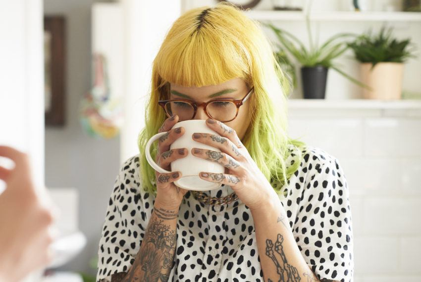 Sorry chamomile, but banana peel tea is the brew you should sip before bed