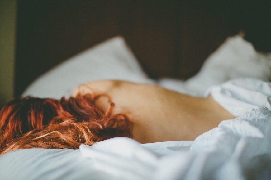 Thumbnail for Sleeping naked makes me feel Hollywood-star-level confident