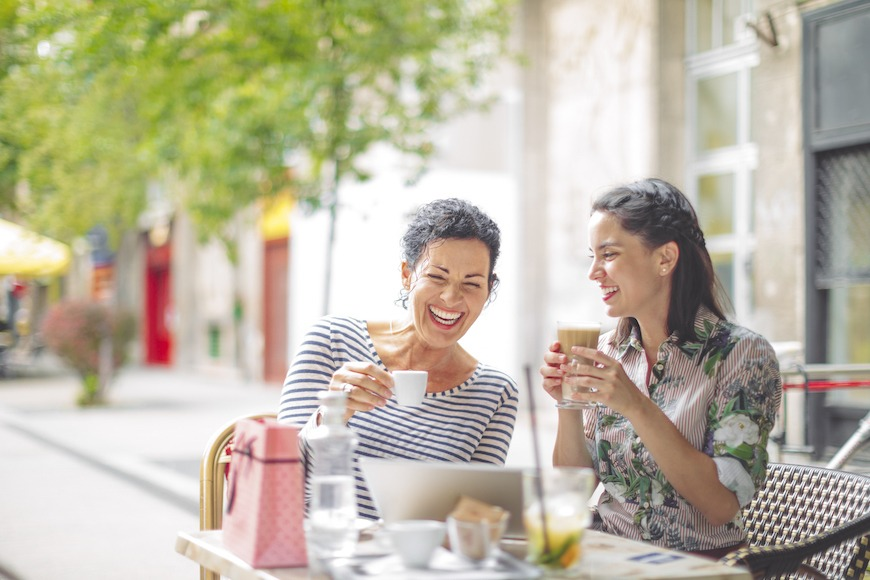 Thumbnail for Experts Want You Prioritize Having Friends Younger Than You—Here's Why