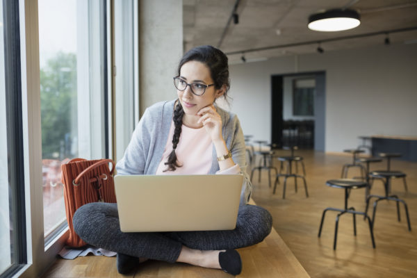 Blue-light blocking glasses: Workday eye saver or wellness scam?