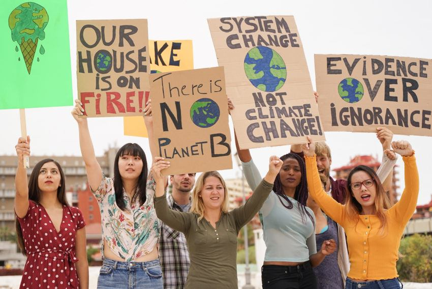 Let the Global Climate Strike inspire you to take 5 steps to save the...